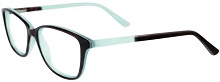 Eyeglasses Plastic Eyeglasses CAFE 3214