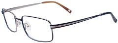 Eyeglasses Metal Eyeglasses CLD 9149 XL